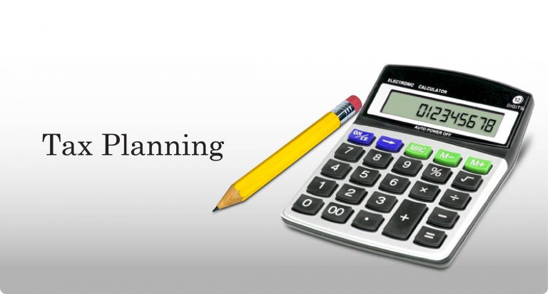 taxation and planning 2