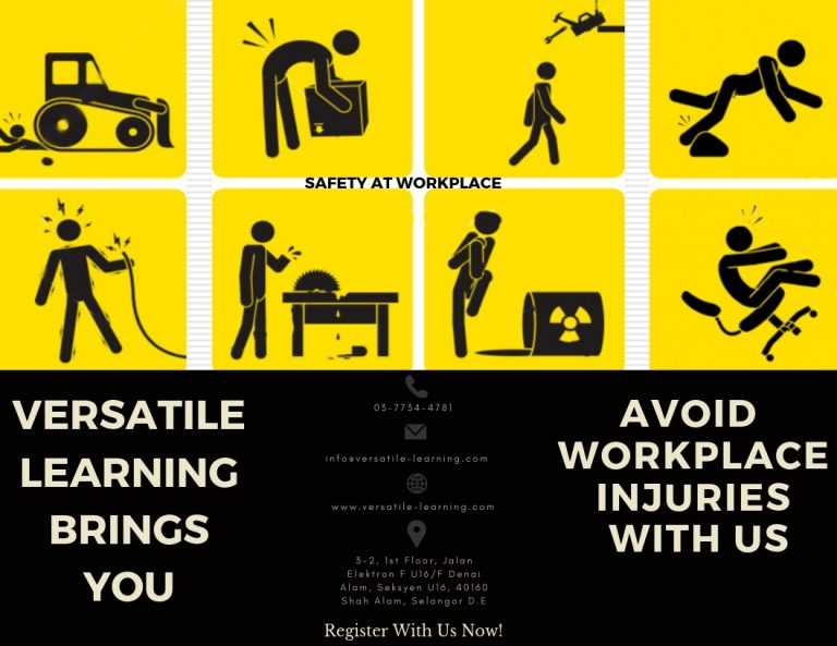 New Safety Workplace Brochure