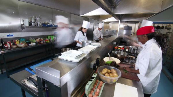 HACCP for kitchen food safety 3