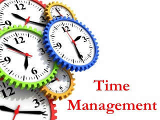 EFFECTIVE TIME MANAGEMENT PLANNING