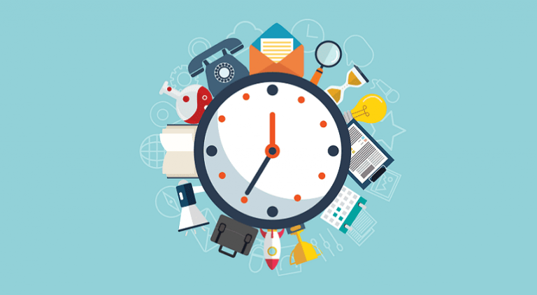 Pengurusan Masa dan Kerja