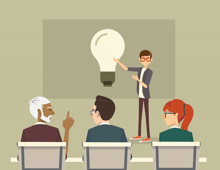 High Impact Presentation Skills Method